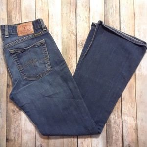 Lucky Brand Sweet'N Low Bootcut Jeans 4
